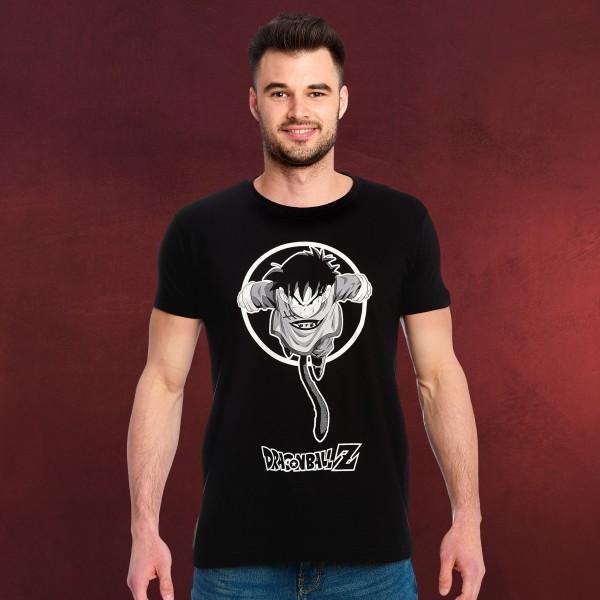 Dragon Ball Z - Gohan Jump T-Shirt schwarz
