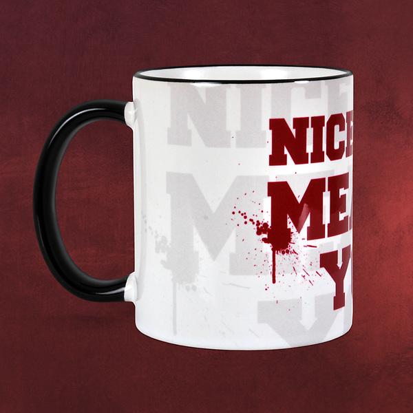 Hannibal - Nice To Meat You Tasse