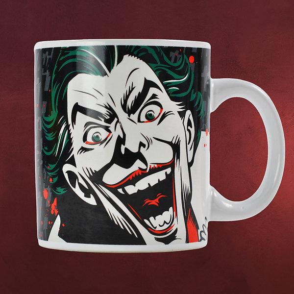Joker Retro Tasse