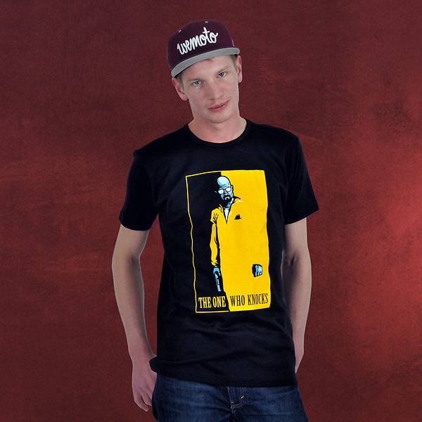 The One Who Knocks - T-Shirt schwarz