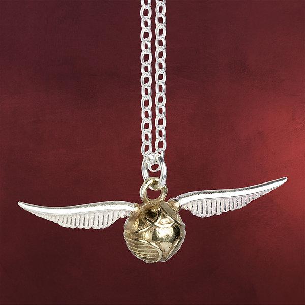 Harry Potter - Der Goldene Schnatz Kette