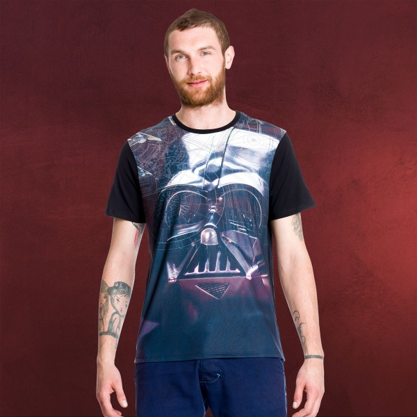 Star Wars - Vader is Watching You T-Shirt