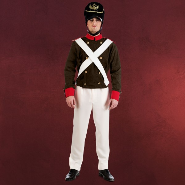 Soldat des Zaren - Kostüm