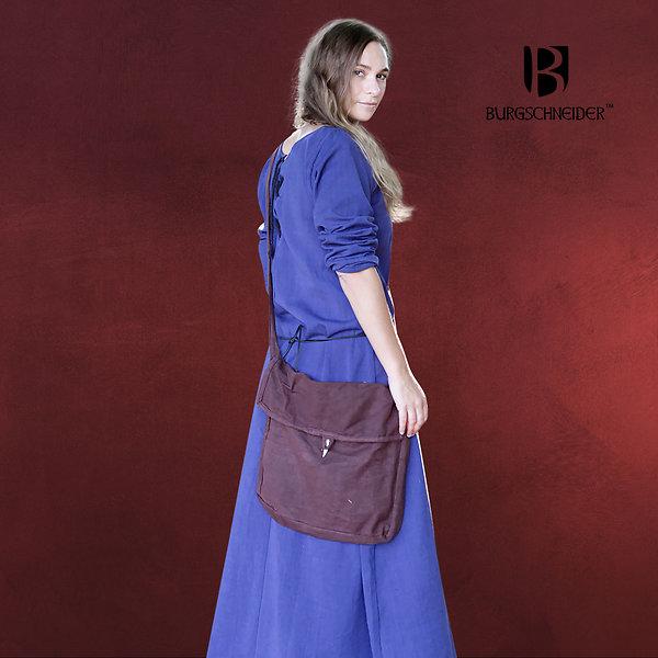 Mittelalter Tasche Ehwaz braun