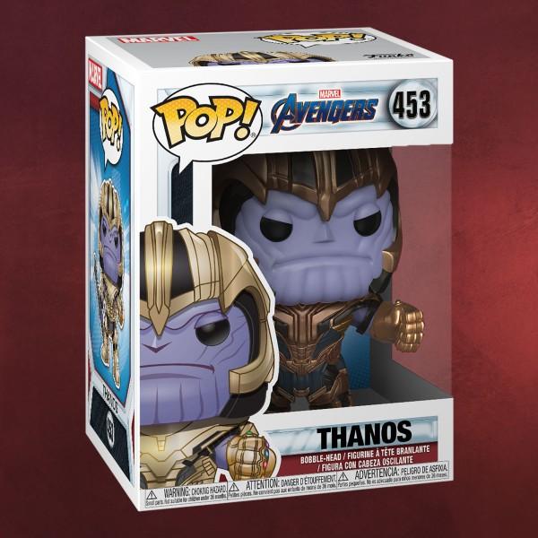 Avengers - Thanos Endgame Funko Pop Wackelkopf-Figur