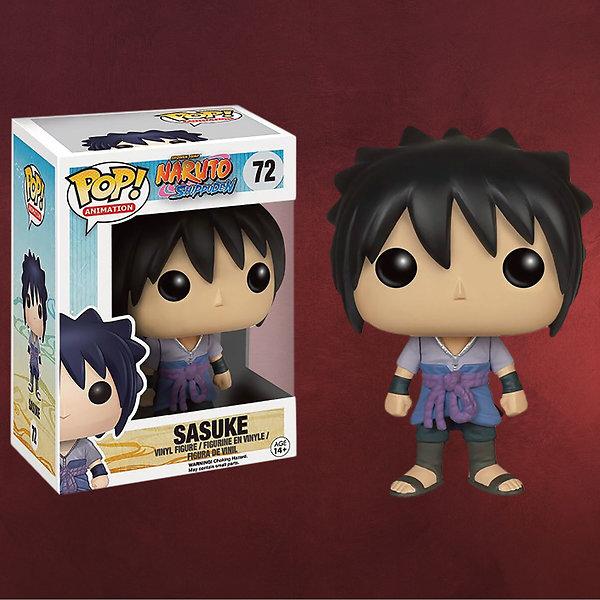 Naruto - Sasuke Mini-Figur
