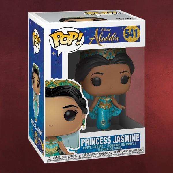 Aladdin - Prinzessin Jasmin Funko Pop Figur