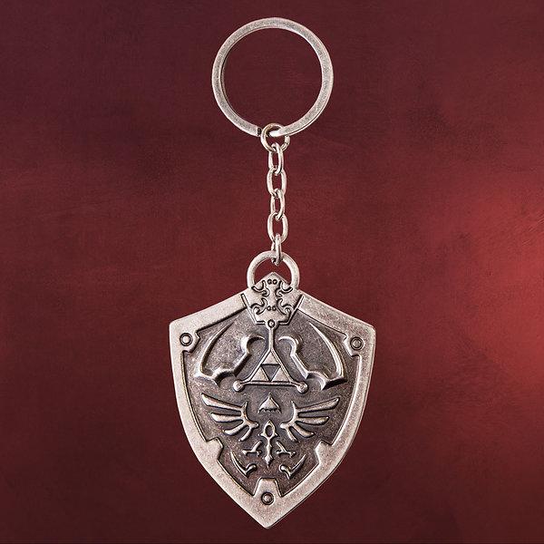 Zelda - Hylia Schild Schlüsselanhänger