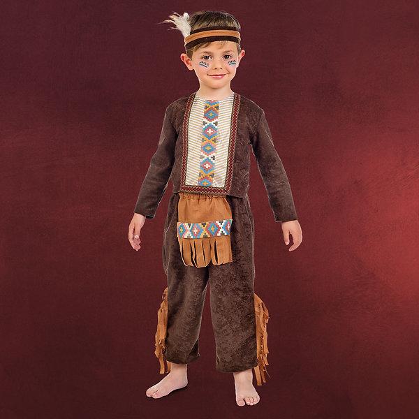 Kleiner Indianer - Kostüm Kinder