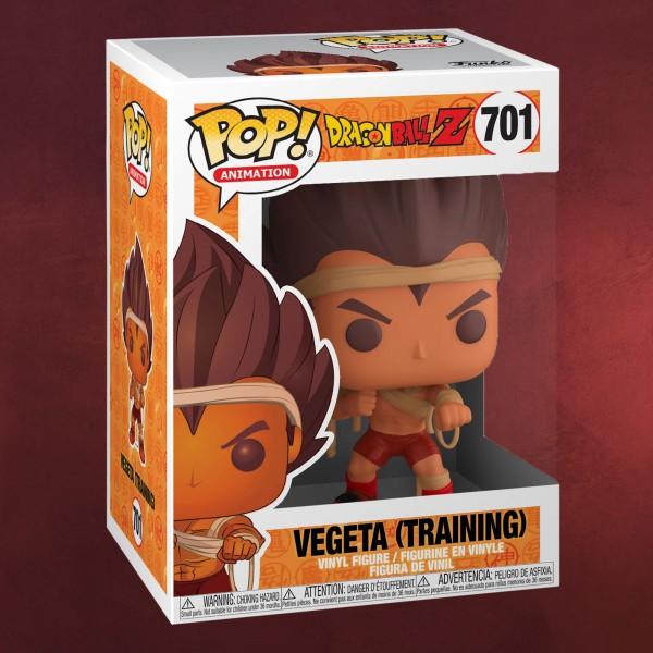Dragon Ball Z - Training Vegeta Funko Pop Figur