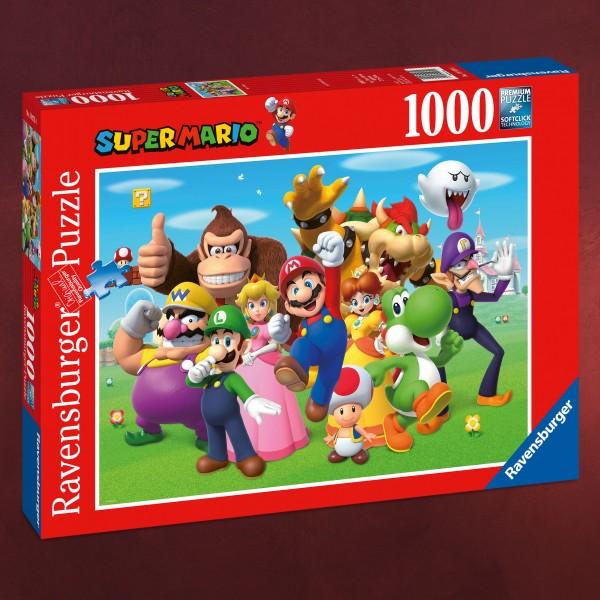 Super Mario - Group Puzzle