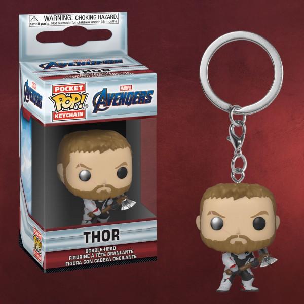 Avengers - Thor Endgame Funko Pop Schlüsselanhänger