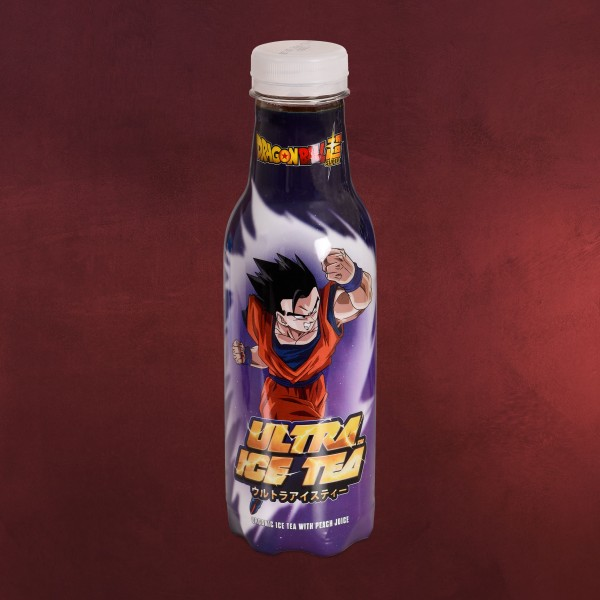 Dragon Ball - Gohan Ultra Bio Eistee Pfirsich