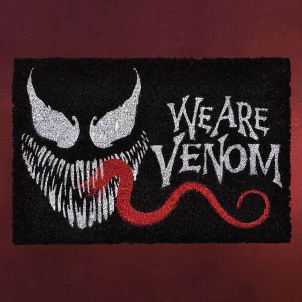 Venom - We Are Venom Fußmatte