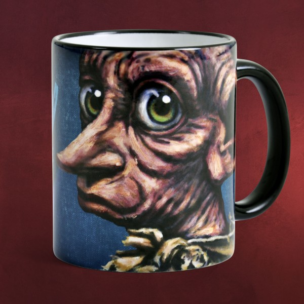 Harry Potter - Dobby Hero Tasse