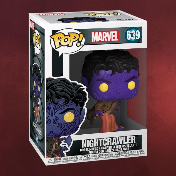 X-Men - Nightcrawler Funko Pop Wackelkopf-Figur