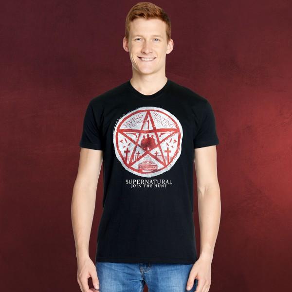 Supernatural - Join the Hunt T-Shirt