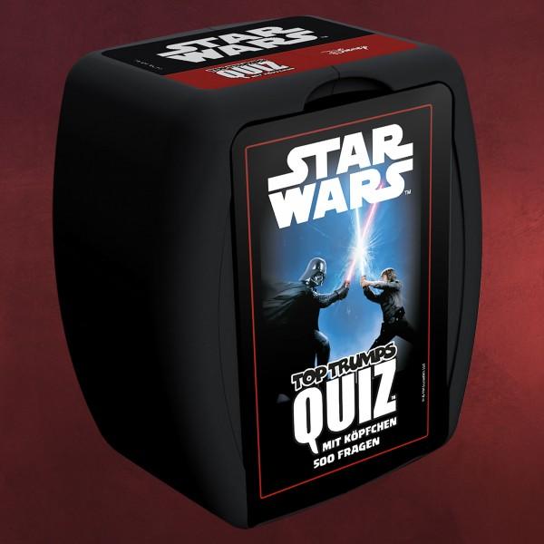 Star Wars - Top Trumps Quiz