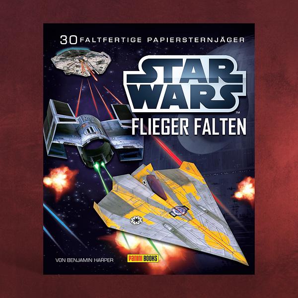 Star Wars - Flieger falten