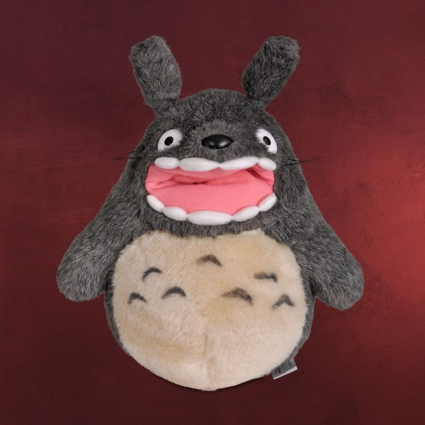 Totoro - Roar Plüsch Figur 28 cm