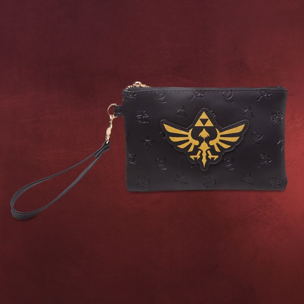 Zelda - Hyrule Symbols Kosmetiktasche