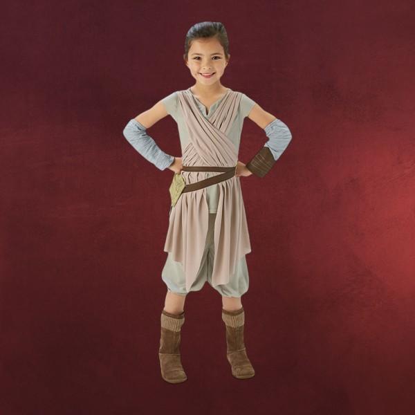 Star Wars - Rey Kostüm für Kinder
