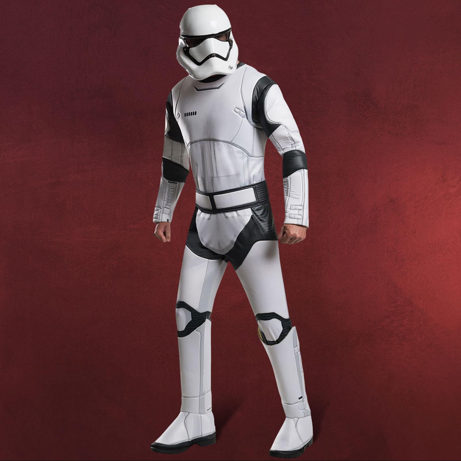 Star Wars Kostüm Herren : star wars stormtrooper kost m herren deluxe elbenwald ~ Frokenaadalensverden.com Haus und Dekorationen
