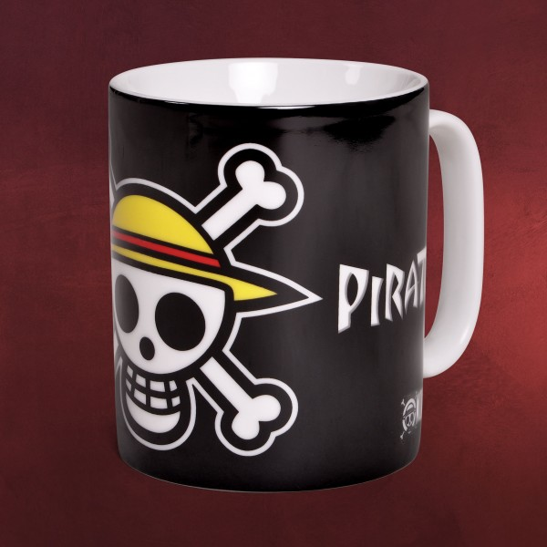 One Piece - Piraten Tasse