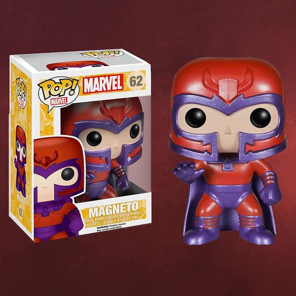 X-Men - Magneto Wackelkopf-Figur