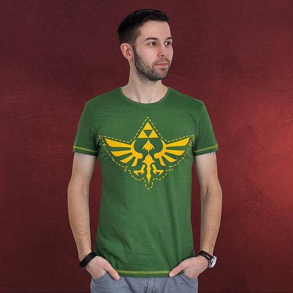 Zelda - Logo T-Shirt grün