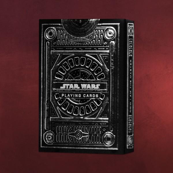 Star Wars - Dark Side Kartenspiel Silver Edition
