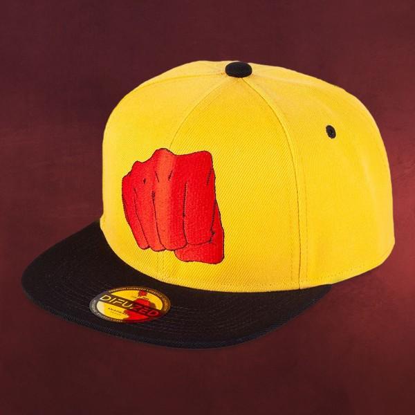 One Punch Man - Saitama Faust Snapback Cap