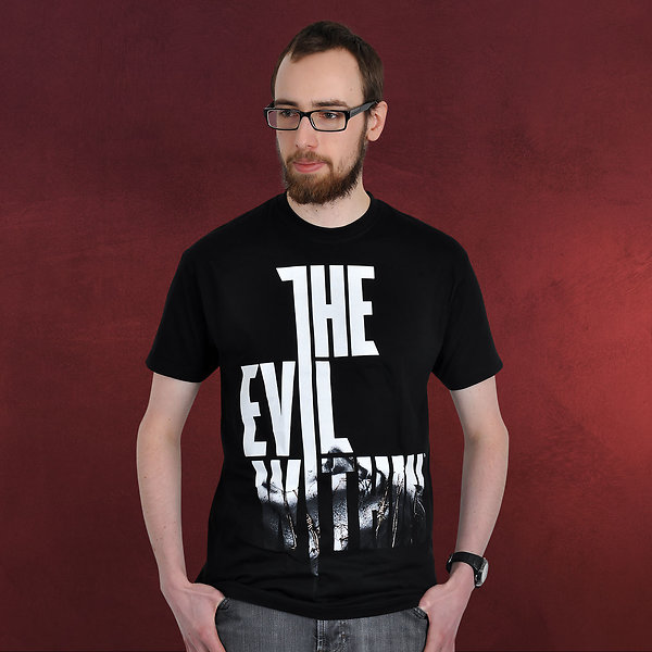 The Evil Within - Wired T-Shirt schwarz