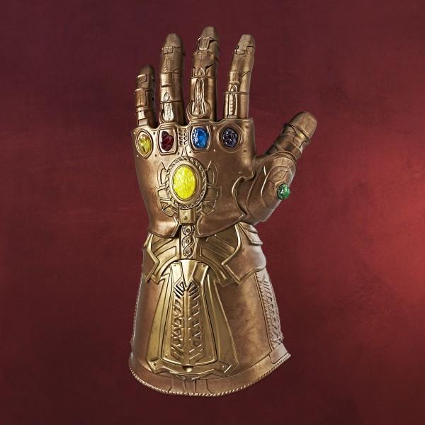 Avengers - Thanos Infinity Gauntlet mit Licht und Sound
