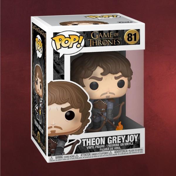 Game of Thrones - Theon Greyjoy Funko Pop Figur