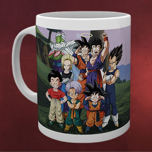 Dragon Ball Z - 30th Anniversary Tasse