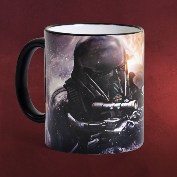 Rogue One Tasse - Star Wars Death Trooper Attack
