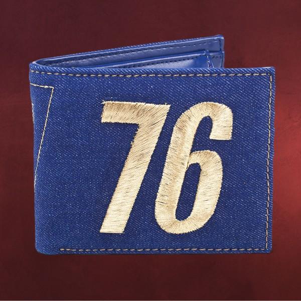 Fallout 76 Vintage Logo Geldbörse