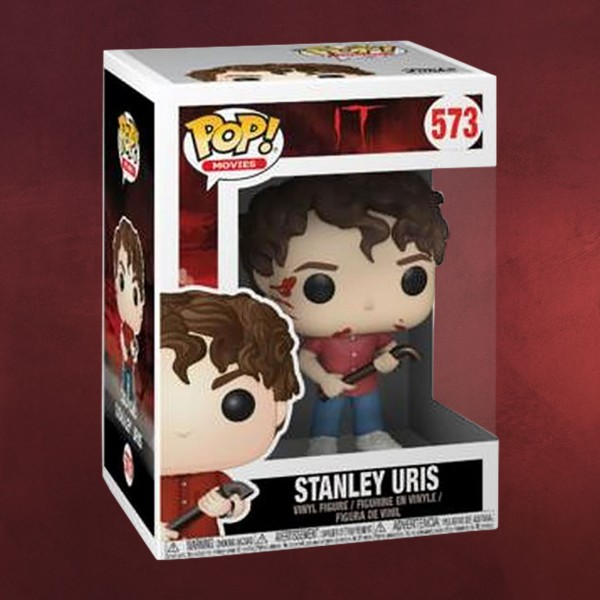 Stephen Kings ES - Stanley Funko Pop Figur