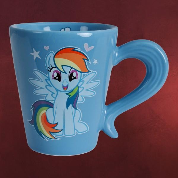 My Little Pony - Rainbow Dash Tasse