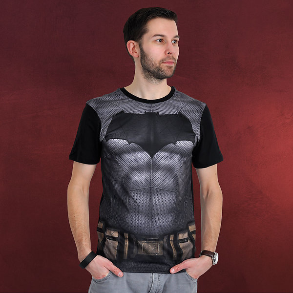 Batman v Superman - Bat Outfit T-Shirt schwarz