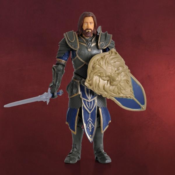 Warcraft - Lothar Action-Figur 15 cm
