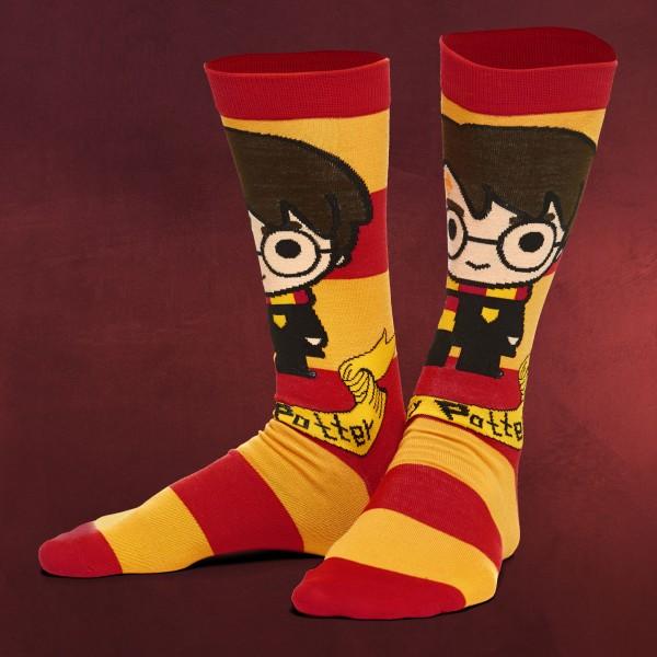 Harry Potter Chibi Socken