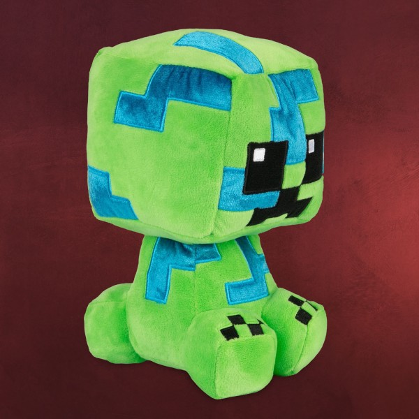 Minecraft - Charged Creeper Plüsch Figur 25 cm
