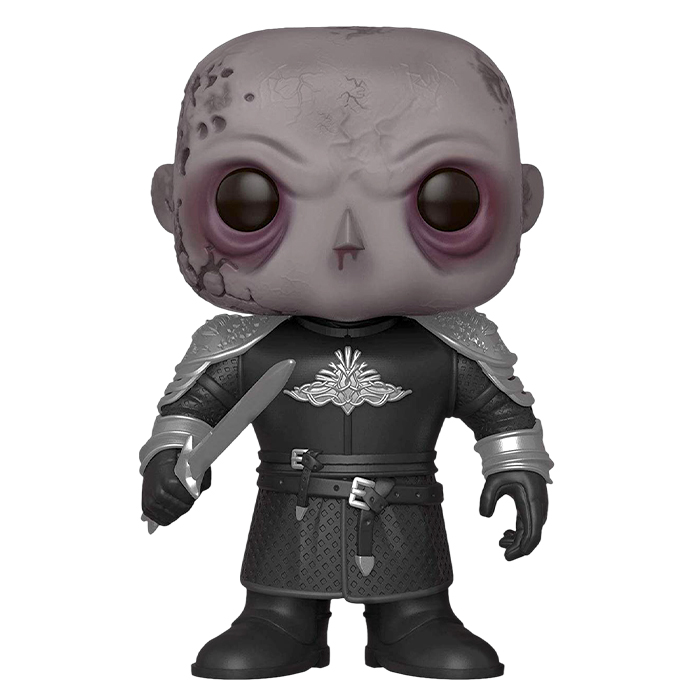 Game of Thrones - The Mountain Season 8 Funko Pop Figur 14 cm