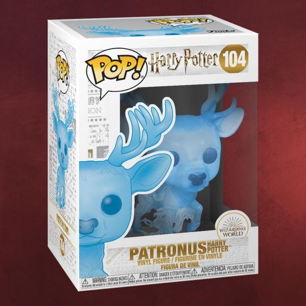 Harry Potter Patronus Funko Pop Figur