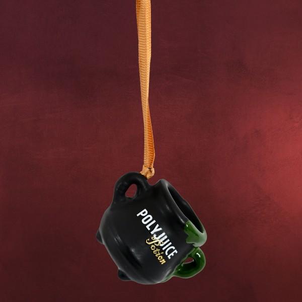 Vielsaft-Trank Kessel Weihnachtsbaum-Schmuck - Harry Potter