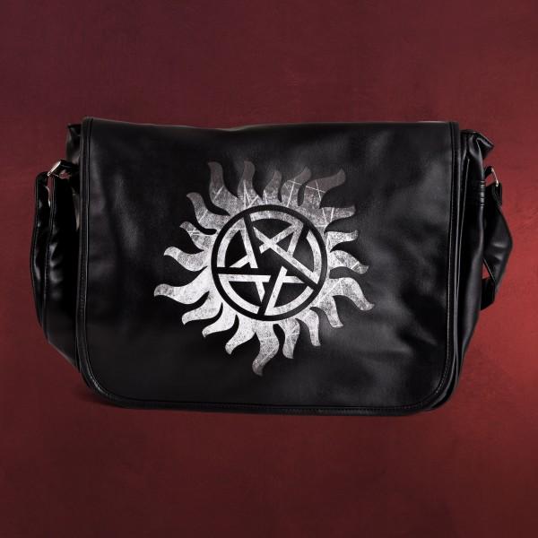 Supernatural - Anti Possession Symbol College Tasche