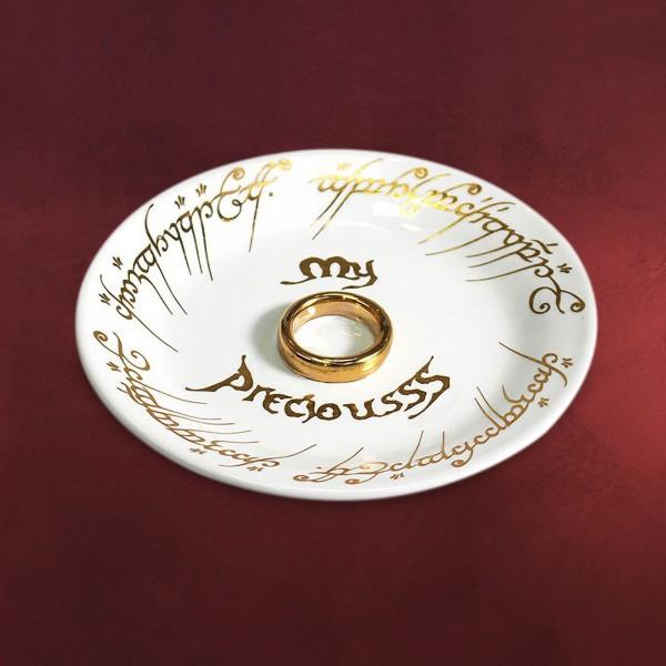 Herr der Ringe - Der Eine Ring Schmuckteller