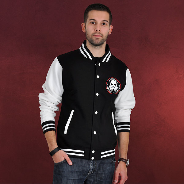 Star Wars - Imperial Stormtrooper College Jacke
